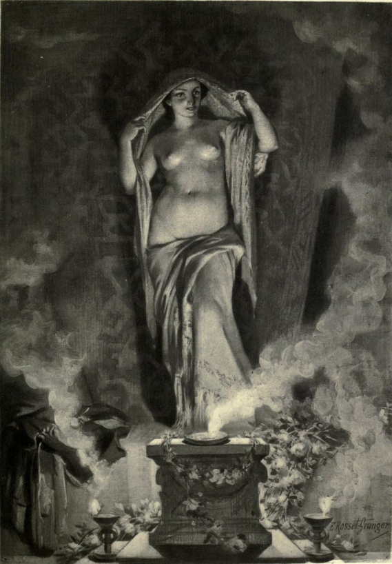 dionea-page-264bis-la-statue-de-venus-aquarelle