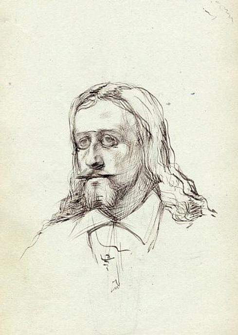 e-rosset-granger-carnet-de-croquis-1879-portrait-demile-perrin-aux-cheveux-longs-plume-206-x-130