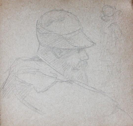 e-rosset-granger-carnet-de-croquis-1919-tete-dun-breton-a-la-casquette-carantec-crayon-noir-90-x-96