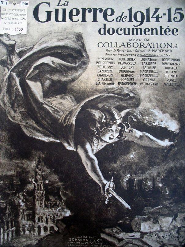 e-rosset-granger-couverture-en-1920-pour-la-guerre-de-1914-15-documentee-du-lieutenant-colonel-le-marchand-librairie-schwarz-et-cie
