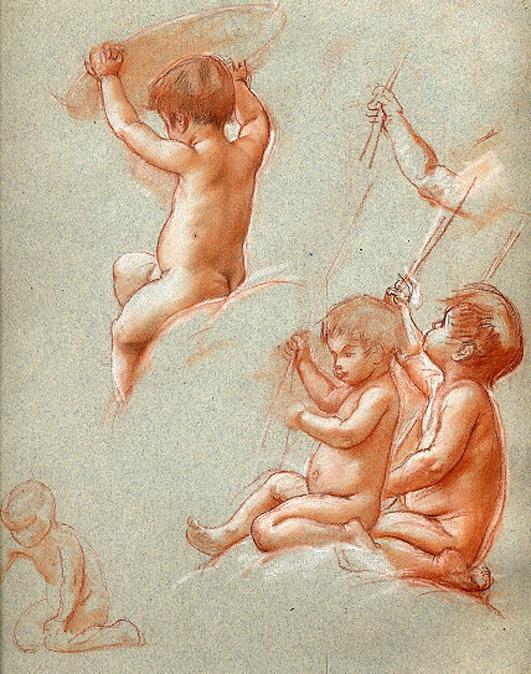e-rosset-granger-etude-de-bebes-nus-craie-sanguine-310-x-250-vers-1910-1912