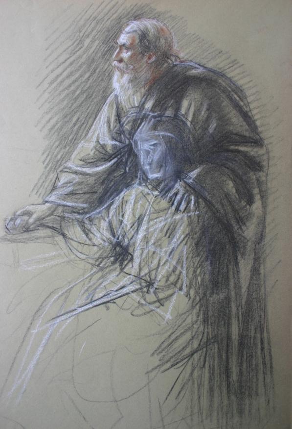 e-rosset-granger-etude-de-composition-3-pour-le-soir-dune-vie-les-noces-dor-1909-un-couple-age-craies-noire-blanche-et-sanguine-480-x-320