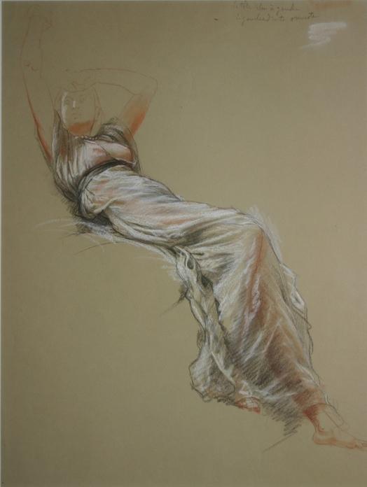e-rosset-granger-etude-de-drape-feminin-pour-une-composition-craies-blanche-sanguine-et-noire-420-x-315