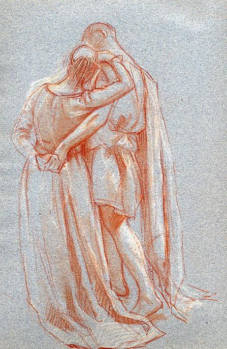 e-rosset-granger-etude-de-drape-masculin-et-feminin-craie-sanguine-etude-pour-une-composition-300-x-228