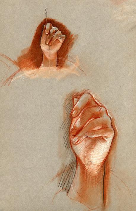 e-rosset-granger-etude-de-mains-craies-de-couleurs-en-vue-dune-composition-315-x-225