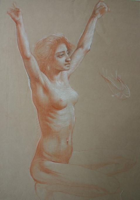 e-rosset-granger-etude-de-nu-feminin-bras-leves-craies-sanguine-noire-et-blanche-475-x-315