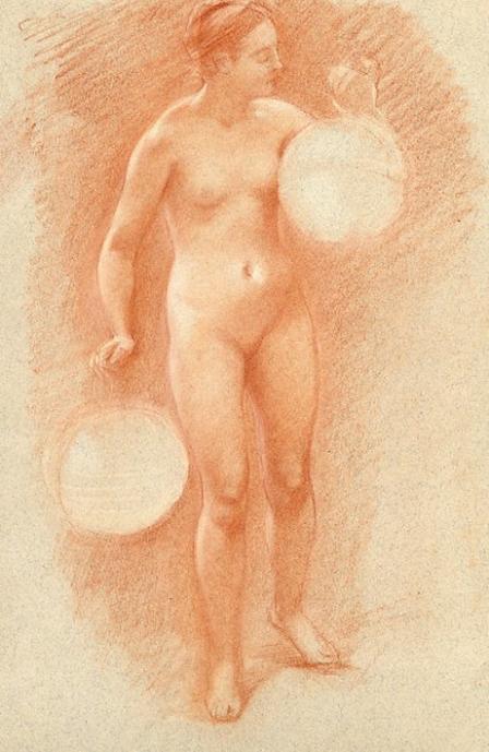 e-rosset-granger-etude-de-nu-feminin-craie-sanguine-dessin-preparatoire-a-leau-fleur-de-nuit-ou-nocturne-snba-1891-n-818-306-x-220