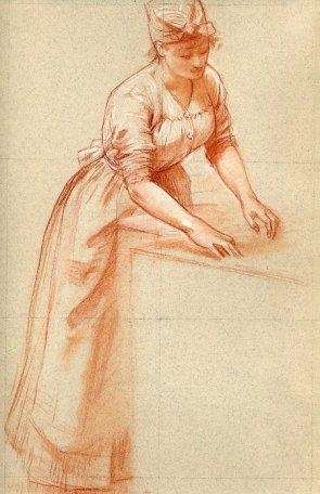 e-rosset-granger-etude-de-pose-dune-ouvriere-dans-une-sucrerie-pour-la-peinture-a-la-raffinerie-de-sucre-beghin-1891-craie-sanguine-350-x-250