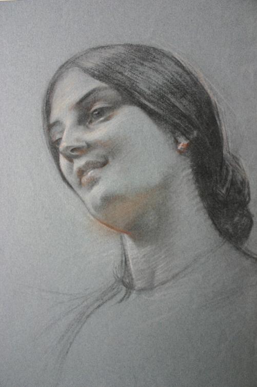 e-rosset-granger-etude-de-tete-craies-noire-et-de-couleurs-portrait-dune-jeune-italienne-italie-1882-83-410-x-302