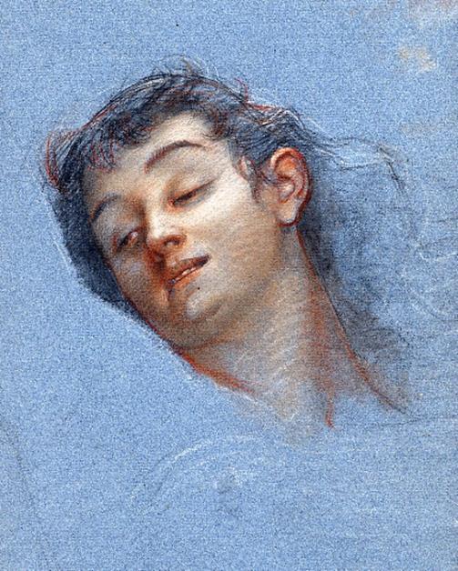 e-rosset-granger-etude-de-tete-pour-aphrodite-au-temple-du-mont-eryk-craies-de-couleurs-jeune-italienne-cheveux-au-vent-a-capri-1882-1883-315-x-250