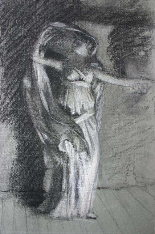 e-rosset-granger-etude-pour-loie-fuller-notations-chromatiques-1902-craies-noire-et-blanche-460-x-305
