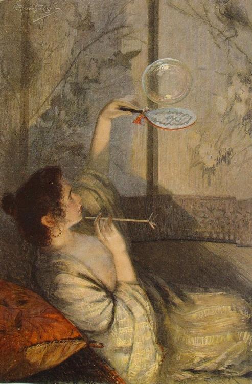 e-rosset-granger-huile-sur-carton-1887-320-x-210-femme-a-la-bulle-de-savon-seifenblasen