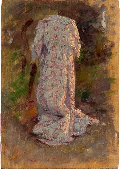 e-rosset-granger-huile-sur-carton-1917-muzii-ou-tempera-brillante-215-x-153-etude-de-drape-a-puy-pres-de-dieppe