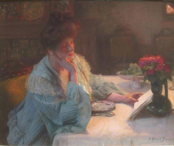 e-rosset-granger-huile-sur-panneau-1904-375-x-460-solitude-liseuse-a-table-1-galerie-chantal-et-patrick-pons-lyon-propose-a-3500-e-le-10-09-12