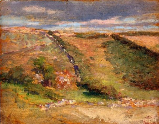 e-rosset-granger-huile-sur-panneau-1919-215-x-270-paysage-de-campagne-aux-environs-de-raguenes-avec-cachet-en-bas-a-droite-vente-rosset-granger-17-06-42