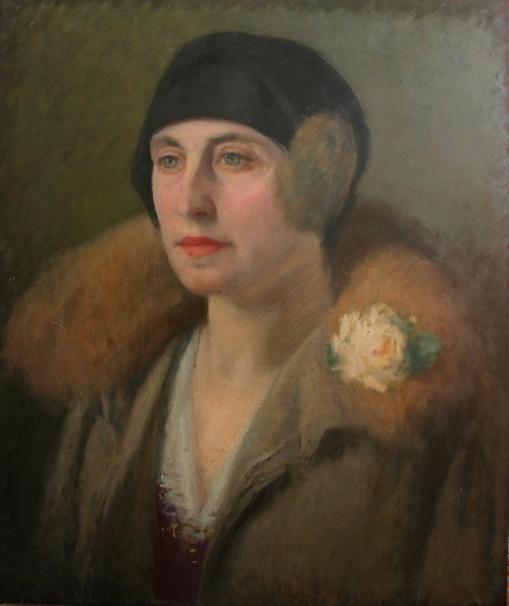e-rosset-granger-huile-sur-panneau-1928-30-acajou-455-x-378-portrait-de-marcelle-la-femme-de-lartiste