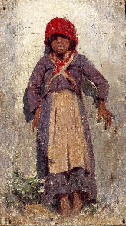 e-rosset-granger-huile-sur-toile-1883-marouflee-sur-panneau-215-x-120-jeune-fille-italie