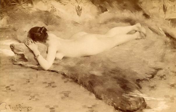 e-rosset-granger-huile-sur-toile-1890-farniente-salon-national-des-beaux-arts-de-paris