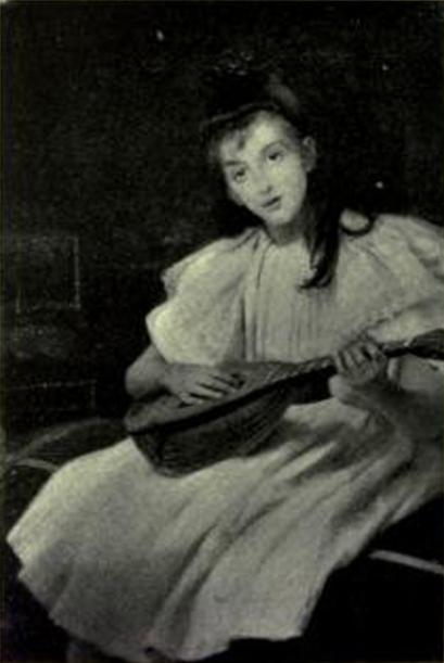e-rosset-granger-huile-sur-toile-1898-jeune-fille-a-la-mandoline