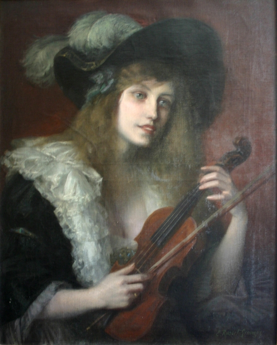 e-rosset-granger-huile-sur-toile-1905-815-x-650-pizzicato-ou-clara-au-violon-signee-erg
