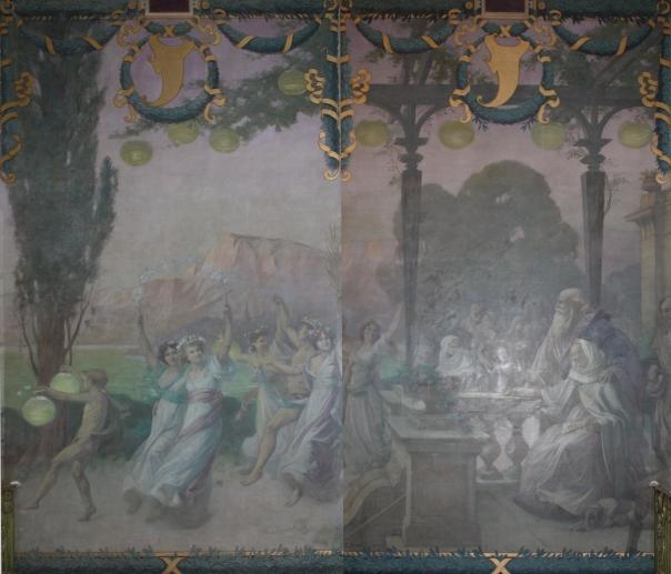 e-rosset-granger-huile-sur-toile-1909-le-soir-de-la-vie-les-noces-dor-7-reunion-des-deux-panneaux