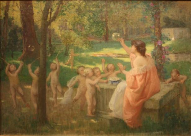 e-rosset-granger-huile-sur-toile-1910-1915-490-x-670-la-fee-aux-amours-2-vendu-tajan-10-09-12-700-e