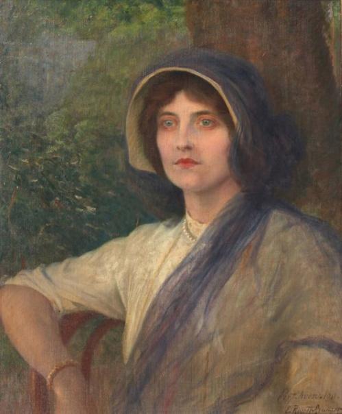 e-rosset-granger-huile-sur-toile-1911-marcelle-avec-une-coiffe-de-pont-aven-650-x-550
