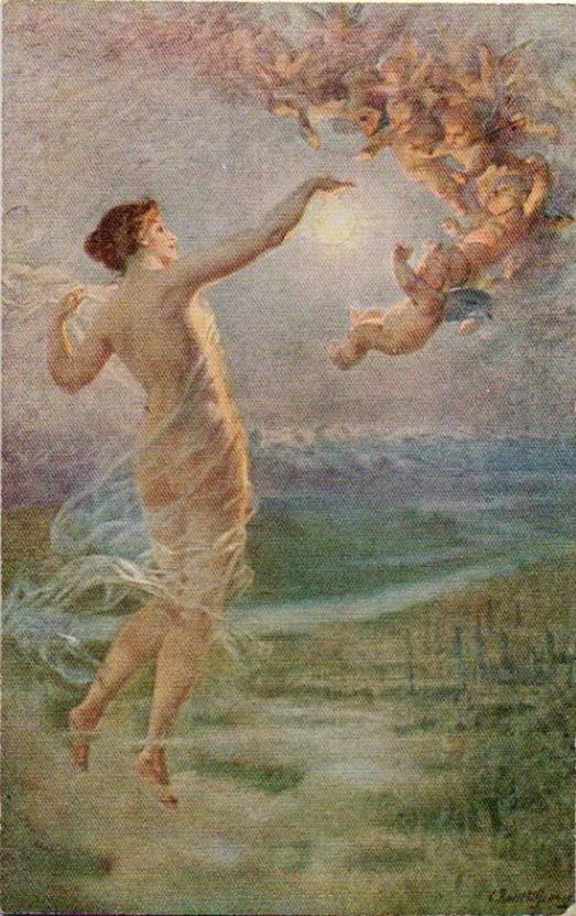 e-rosset-granger-huile-sur-toile-1911-venus-etoile-du-soir-snba-paris-1911