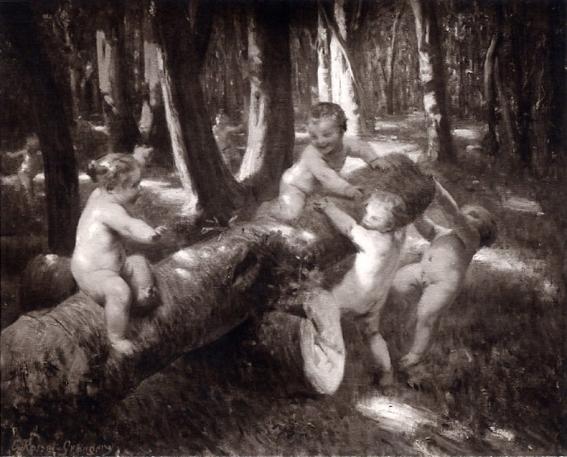 e-rosset-granger-huile-sur-toile-1912-sous-bois-salon-de-la-ste-nationale-des-beaux-arts-de-paris-1912