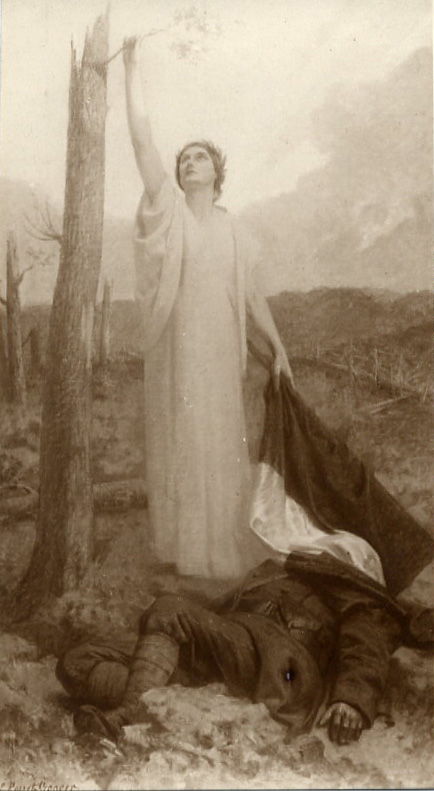 e-rosset-granger-huile-sur-toile-1919-aux-heros-disparus-salon-de-la-ste-nationale-des-beaux-arts-de-paris-1919