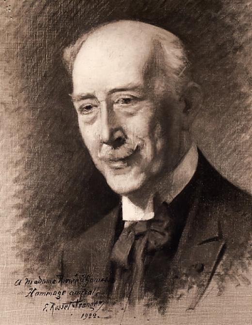 e-rosset-granger-huile-sur-toile-1924-portrait-du-peintre-animalier-adolphe-thomasse-1850-1930-dedicace-a-mme-renee-thomasse-snba-paris-1924