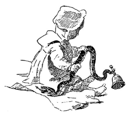 e-rosset-granger-illustration-09-1886-le-docteur-modesto-14-page-291-jeune-enfant-jouant-avec-une-clochette-septembre-1886