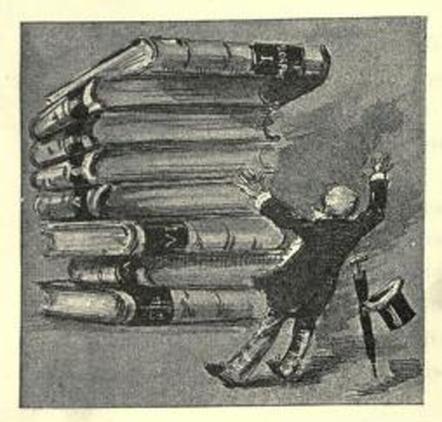 e-rosset-granger-illustration-10-1886-le-docteur-modesto-6-les-8-volumes-de-la-morphologie-page-74-revue-les-lettres-et-les-arts-oct-1886