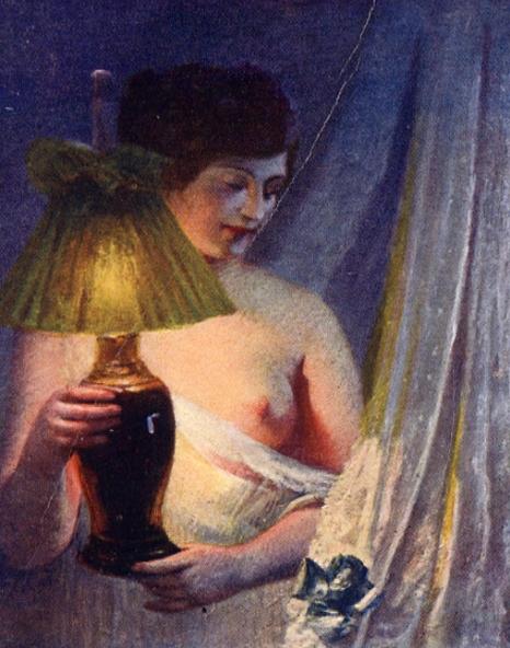 e-rosset-granger-pastel-1908-sous-la-lampe-salon-de-la-ste-nationale-des-beaux-arts-de-paris-1908