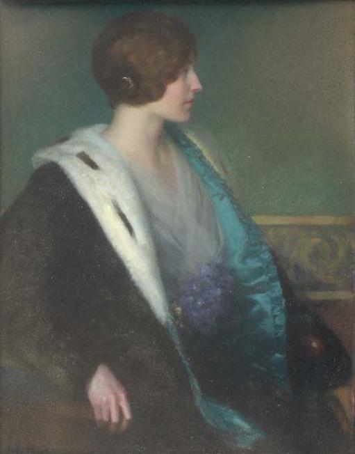 e-rosset-granger-pastel-1917-1920-elegante-de-profil-simone-dubois-550-x-440